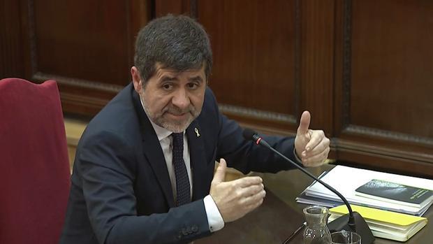 Jordi Sànchez, en el Supremo