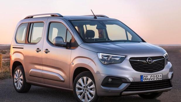 Fotografía del Opel Combo Life