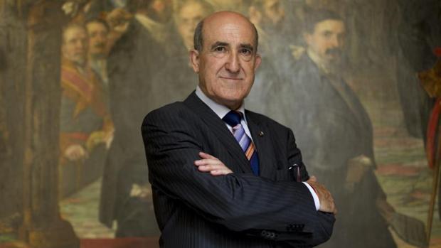 El senador de Ciudadanos Luis Crisol