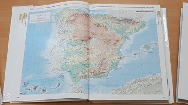 Atlas Nacional de España del Instituto Geográfico Nacional, galardonado por la SGN