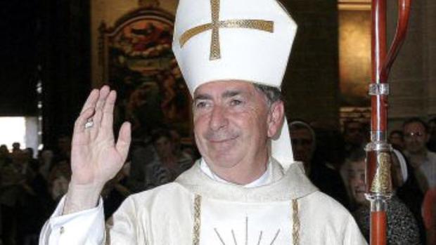 Salvador Giménez Valls, obispo de Lérida