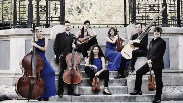 Ensemble Praeteritum actuará en el Centro Cultural Conde Duque