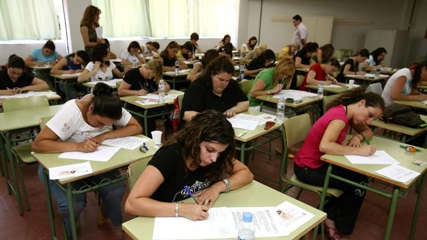 Imagen de archivo de exámenes para maestros