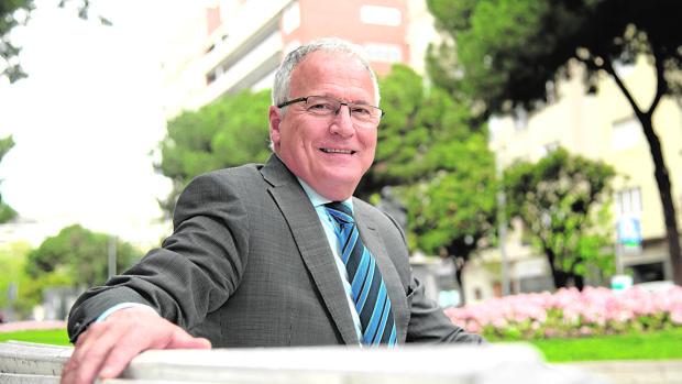 Josep Bou, este viernes en Barcelona