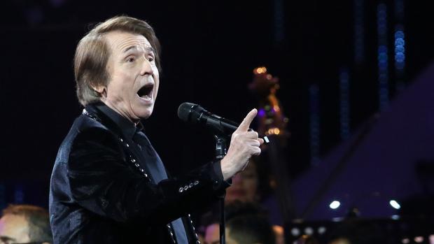 Raphael, cantante de fama internacional, y ahora Medalla de Oro de la Comunidad de Madrid