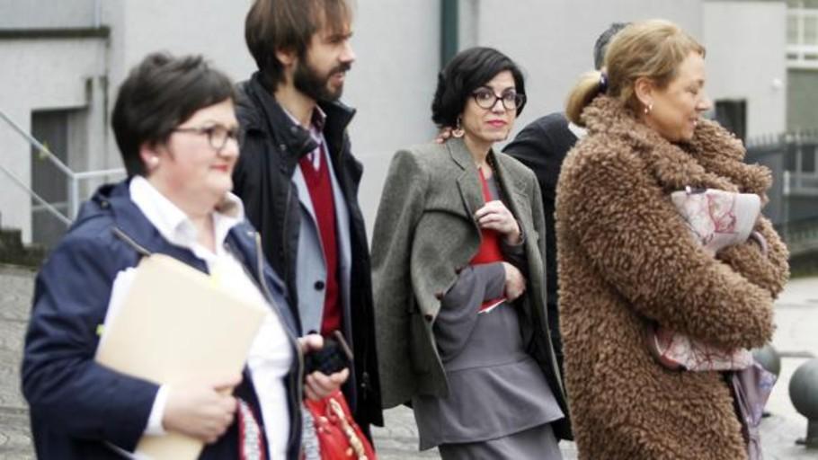 Pilar de Lara critica su sanción y señala al Tribunal Superior