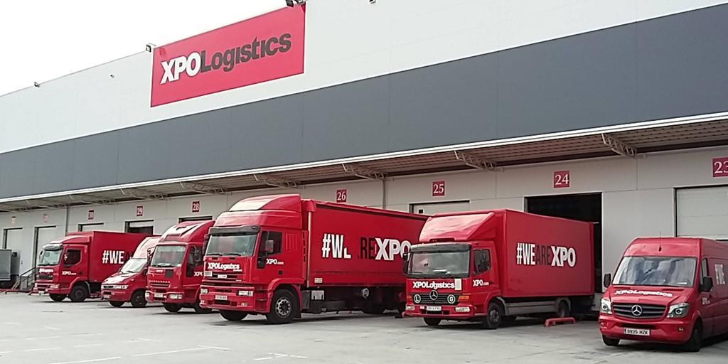 XPO Logistics busca empleados para su centro de Illescas