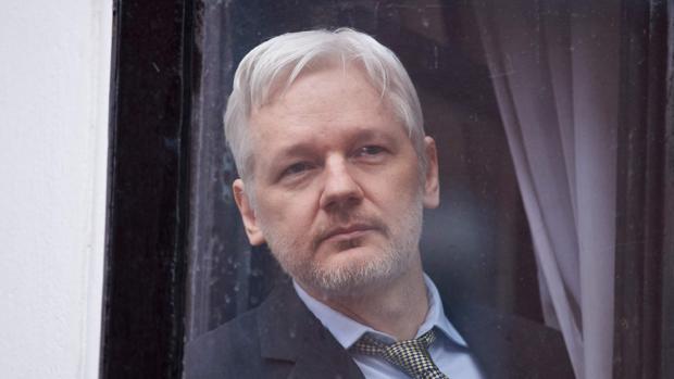 Julian Assange, en una imagen de archivo