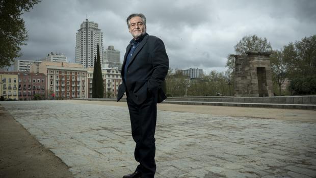 Pepu Hernández, candidato del PSOE para el Ayuntamiento de Madrid