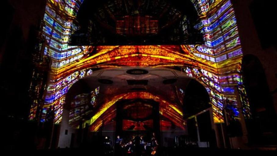 La Noche de las Luces, un concierto único de órgano, voz y luces