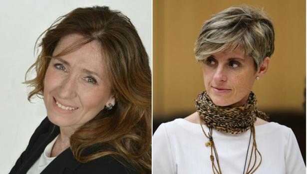 Cristina Elena Fuentes y Susana Hernández, candidatas de Cs a la alcaldía de Cuenca y Talavera