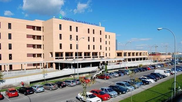 El hombre fue trasladado al hospital Virgen del Prado