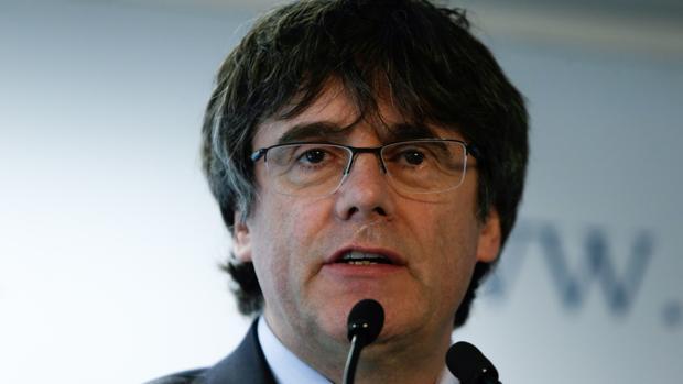 Puigdemont tendría que viajar a Madrid sin inmunidad si fuera elegido