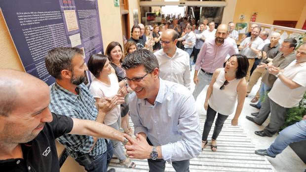 Jorge Rodríguez abandona el PSPV y deja en el aire si se presentará con otras siglas