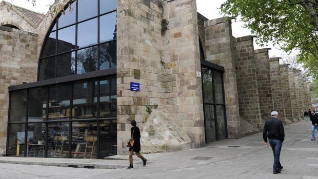 Los hechos ocurrieron en el entorno del Museo Marítimo de Drassanes, en Barcelona