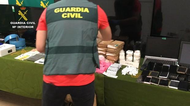 Alerta por el incremento de la «pantera rosa» en Madrid, la droga de la clase alta