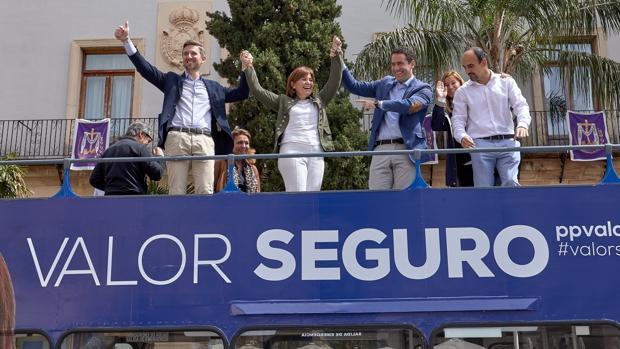 Así van las encuestas para las elecciones valencianas: el pacto de PP, Ciudadanos y Vox no es una utopía
