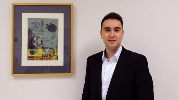 Fernando Garrote es el cabeza de lista de Unidas Podemos al Congreso por la provincia de Cuenca