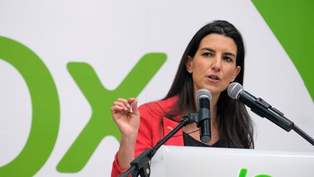 Henríquez de Luna será el número cinco de Vox por la Comunidad de Madrid