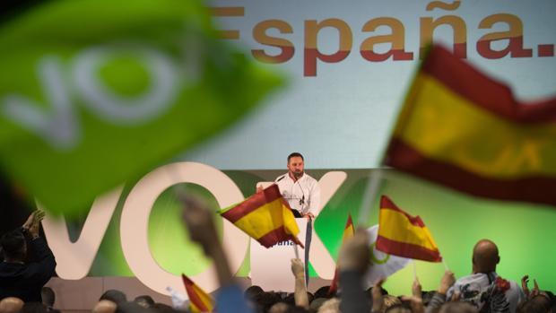 Vox apura para multiplicar las firmas exigidas para la lista de las elecciones europeas