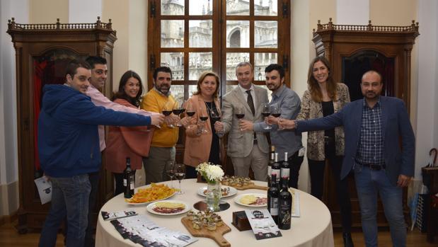 Presentacion de las nuevas «Cenas a Ciegas»