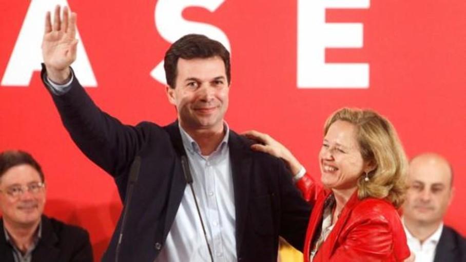 Caballero: «Por un voto podemos tener un susto como en Andalucía»