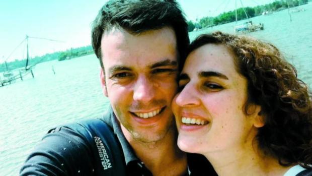 La pareja de gallegos fallecidos en los atentados