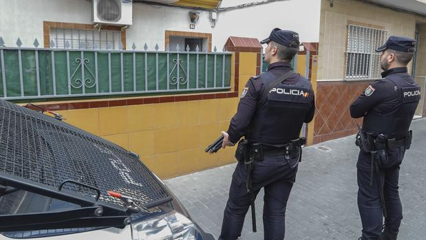 Calle Ortega y Gasset de Sevilla, donde residia el detenido en Marruecos