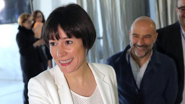 Ana Pontón, secretaria nacional del BNG