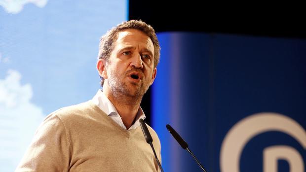Jaime de Olano, cabeza de lista del PP por Lugo