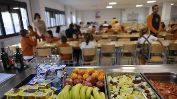 La Junta destinará 10,4 millones para ayudas a libros y comedor ...