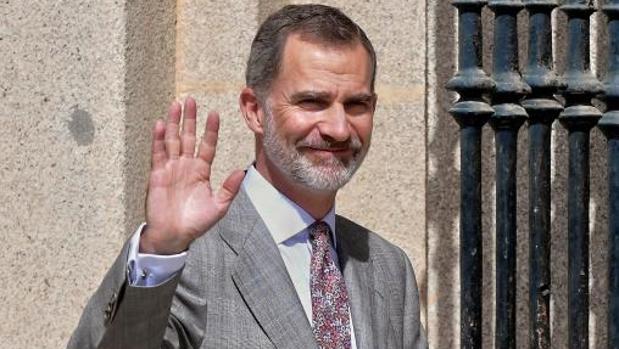 El Rey, al asistir a ayer a la reunión anual del Consejo Científico del Real Instituto Elcano