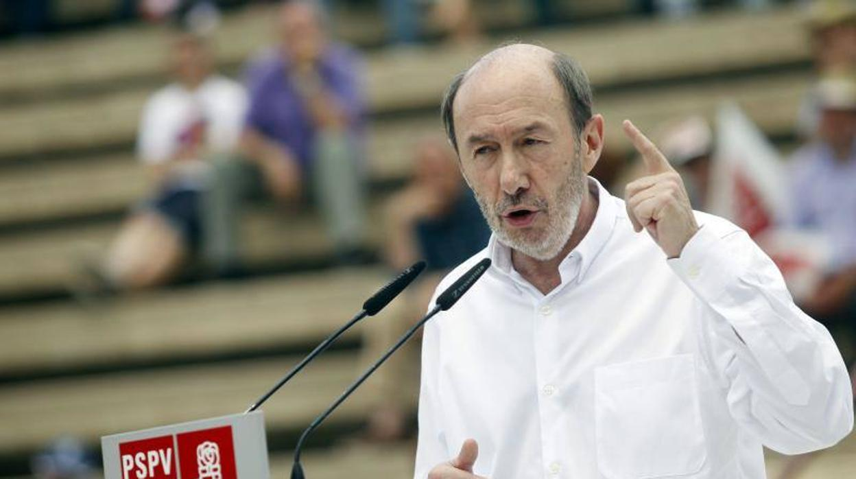 Las Frases Que Definieron A Alfredo Pérez Rubalcaba