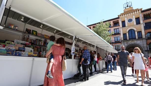 La Feria del Libro estará abierta al público hasta el 19 de mayo
