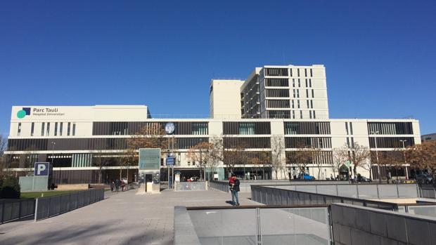 Hospital de Sabadell en el que se detectó el caso
