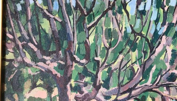 Peces era un excelente pintor de la naturaleza