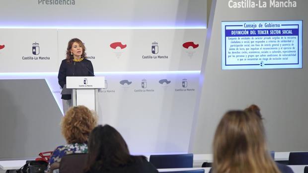 Primer paso para el anteproyecto de ley del tercer sector social de Castilla-La Mancha