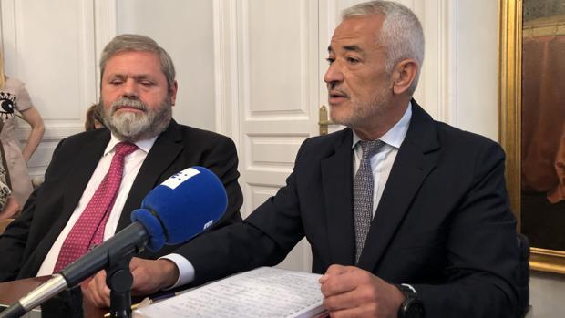 Pineda acusa al BBVA y a Villarejo de organizar una conspiración para acabar con Ausbanc