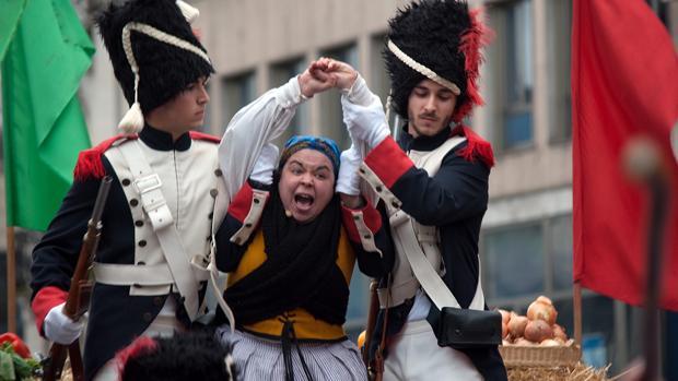 En La Reconquista Vigo rememora la expulsión de las tropas de Napoleón
