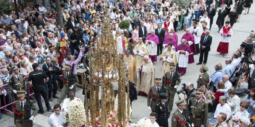 Podemos quiere que el 15 de mayo sustituya al Corpus como festivo regional