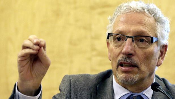El juez Santiago Vidal