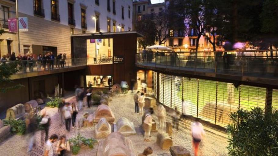 Puertas abiertas en más de 80 museos en la Nit dels Museus de Barcelona
