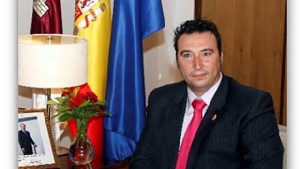 Alberto Virseda, alcalde de Polán