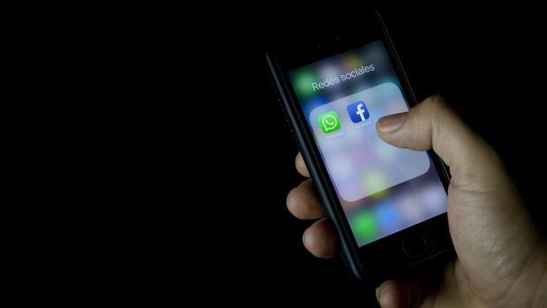 Imagen de la aplicación de mensajería instantánea de Whatsapp