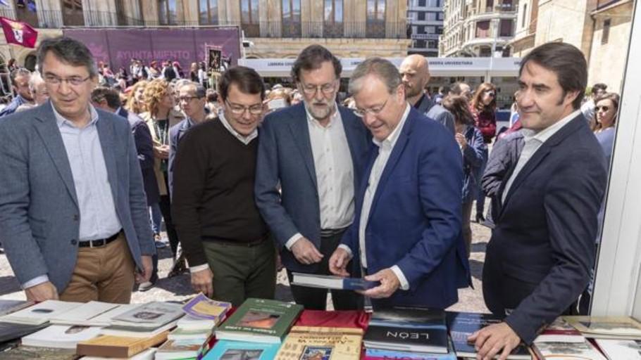 Rajoy: «Somos un partido de todos, no para una pandilla»
