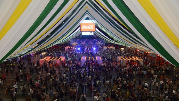 El WiZink Center se trae la fiesta sevillana de la Feria de Abril