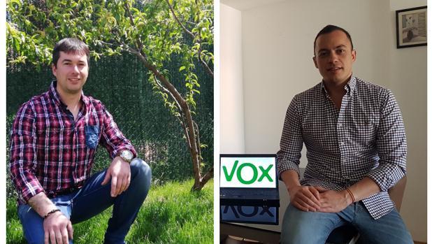 Sergio Martín (PP) y José Antonio Herrero (VOX) se disputarán el bastón de mando en Collazos de Boedo
