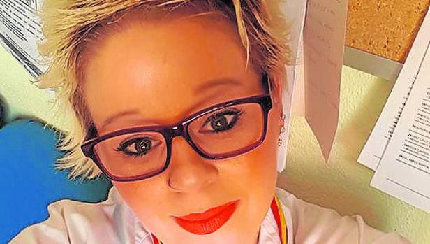 La acusada Beatriz López Doncel, de 39 años, sobre estas líneas