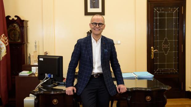 Jesús Vázquez, candidato a la reelección