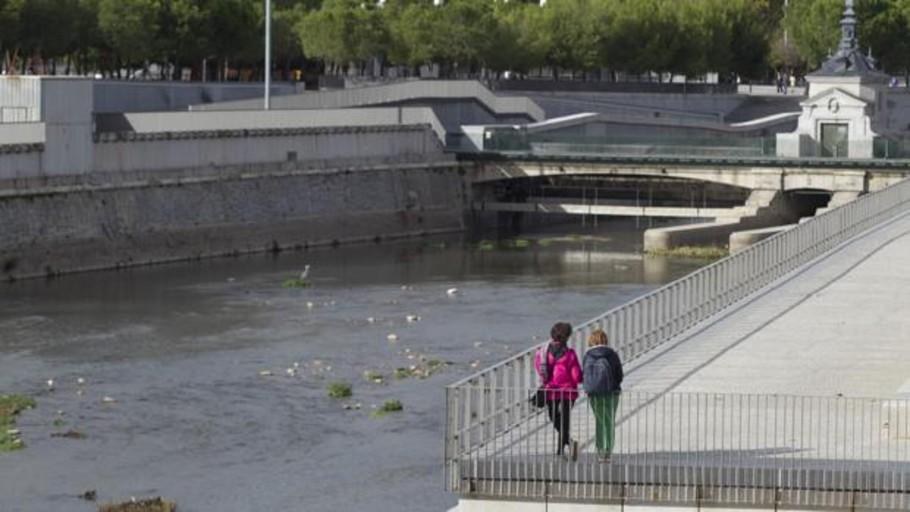La Fiscalía concluye que Getafe ha contaminado el río Manzanares durante 24 años